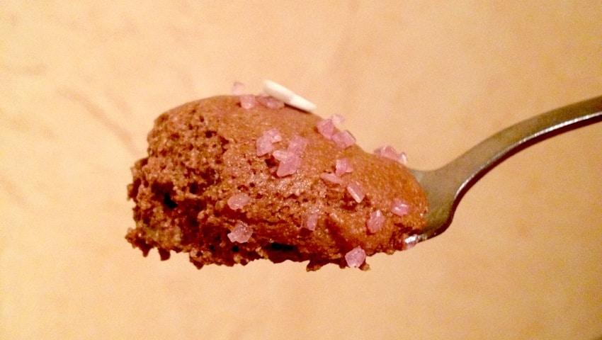 mousse choco nutella 2 - Mousse Chocolat Nutella
