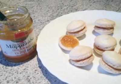 Recette de Macarons à l'Orange