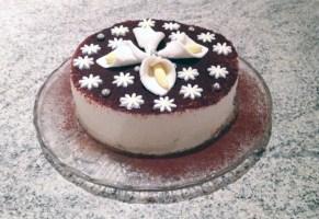 fondant chocolat poire 3 - Gâteau fondant chocolat et mousse de poires