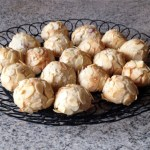 biscuits siciliens amande griotte 2 - Biscuits siciliens amande / griotte