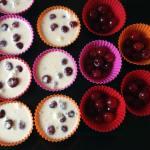 clafoutis griottes muffins prepa 1 - Petits clafoutis aux griottes façon muffins