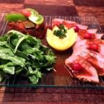 magret canard griottes 2 - Magrets de canard aux griottes