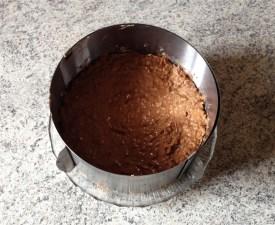 Recette de Trianon (Croustillant chocolat - Praliné)
