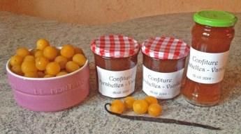 Recette de Confiture de mirabelles à la vanille