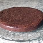 fondant choco bain marie 1 - Fondant extrême chocolat noisettes au bain marie