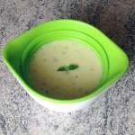 soupe courgettes chavroux 2 - Soupe de courgettes au Chavroux