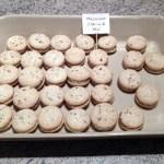 Recette de Macarons apéritifs chèvre & miel