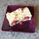 nougat glace amandes fruits confits 5 - Nougat glacé aux amandes et fruits confits