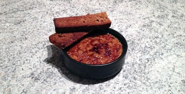 creme brulee foie gras 3 - Dossier : Recettes pour la Saint-Valentin