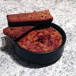 creme brulee foie gras 3 - Crème brûlée au foie gras