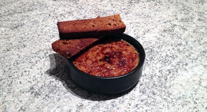 creme brulee foie gras 3 - Zebra cake vanille-chocolat (Gâteau zébré / tigré)