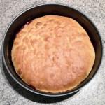 tatin framboises citron prepa 4 - Gâteau framboises-citron façon tatin