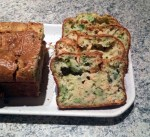 cake saumon brocoli 3 - Cake au chèvre, saumon et brocolis