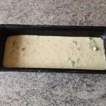 cake saumon brocoli prepa 2 - Cake au chèvre, saumon et brocolis