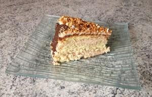 Recette de Layer cake rhum amandes
