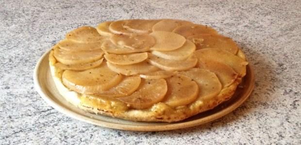 tatin navet chevre miel 2 - Dossier : Nos meilleures quiches et tartes salées
