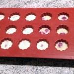 canneles framboise prepa 3 - Cannelés aux framboises