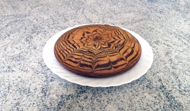 zebra cake 1 - Dossier : Gâteaux d'anniversaire