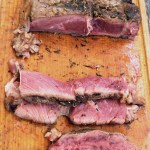 Recette de Côte de boeuf au barbecue façon Gut