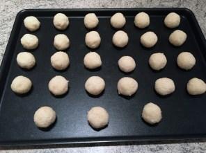 Rochers à la noix de coco