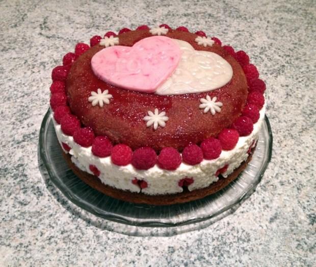gateau victoria 1 - Dossier : Recettes pour la Saint-Valentin