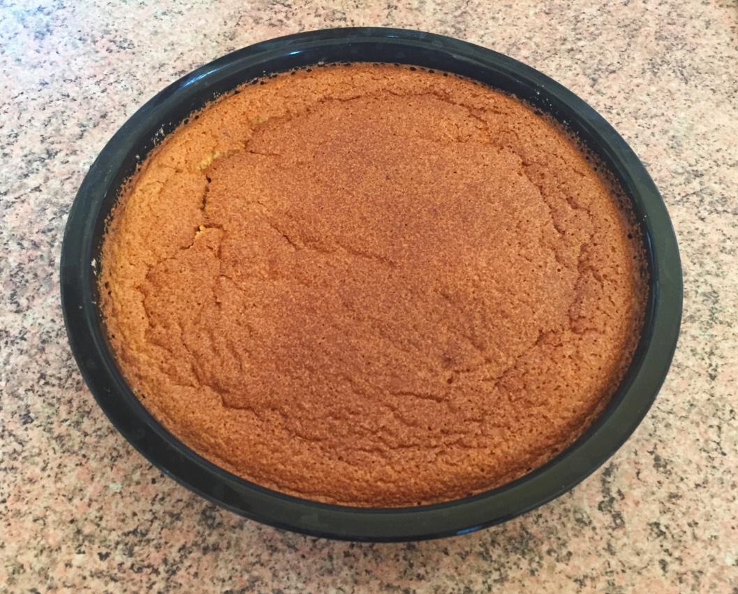 gateau magique companion prepa 2 - Gâteau magique à la vanille (recette au Companion)
