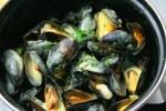 moules - Moules marinières au Companion