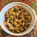 salade pommes de terre oignons cornichons 1 - Salade de pommes de terre, oignons et cornichons