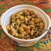 salade pommes de terre oignons cornichons 2 - Tarte aux pommes à l'Alsacienne