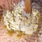 tarte courgettes chèvre jambon prepa 4 - Tarte fine aux courgettes, chèvre et jambon