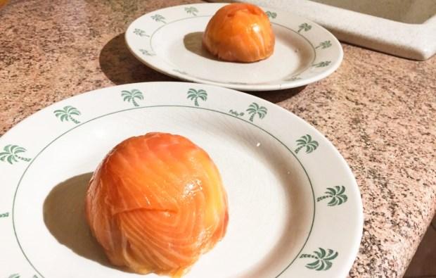 timbale saumon avocat chevre 1 - Dossier : Sélection de recettes pour Noël