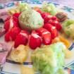 sorbet concombre 3 - Tournedos de boeuf à l'échalote