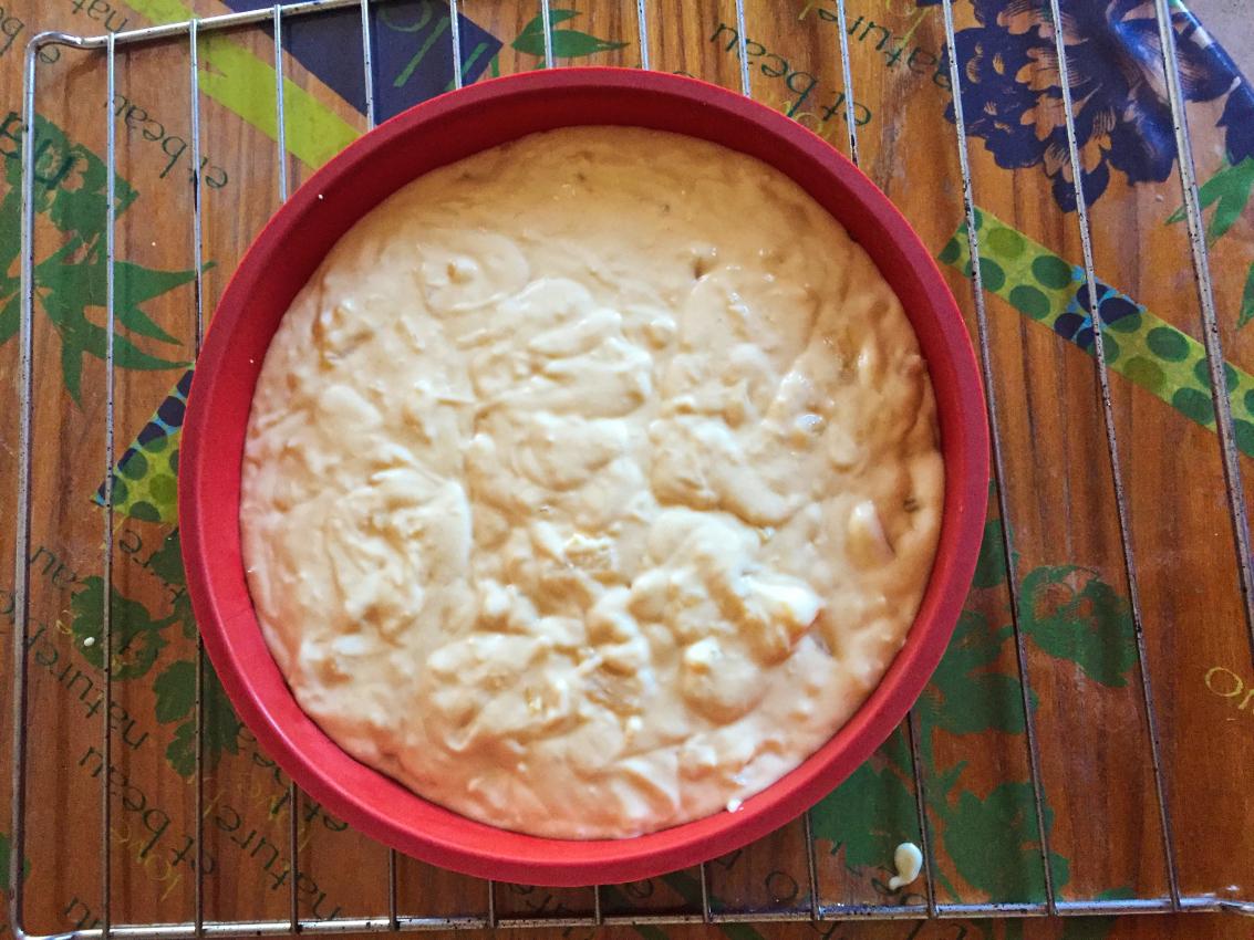 IMG 1064 - Gâteau renversé à l'ananas