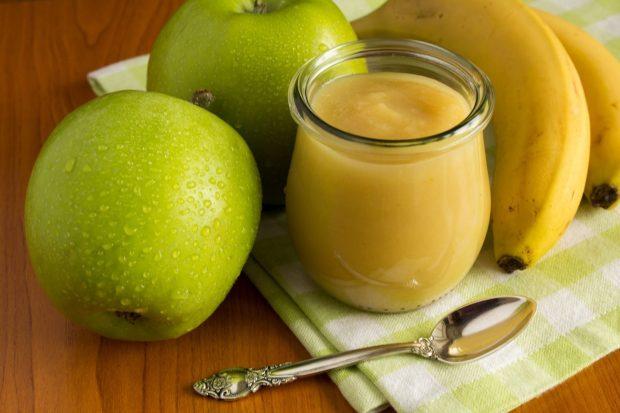compote pommes bananes - Index recettes Companion