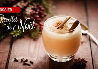 dossier recettes de noel - Dossier : Sélection de recettes pour Noël