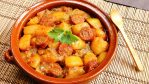 pommes de terre au chorizo - Pommes de terre au chorizo (recette Companion)