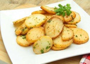 pommes de terre sarladaises 1 - Pommes de terre Sarladaises