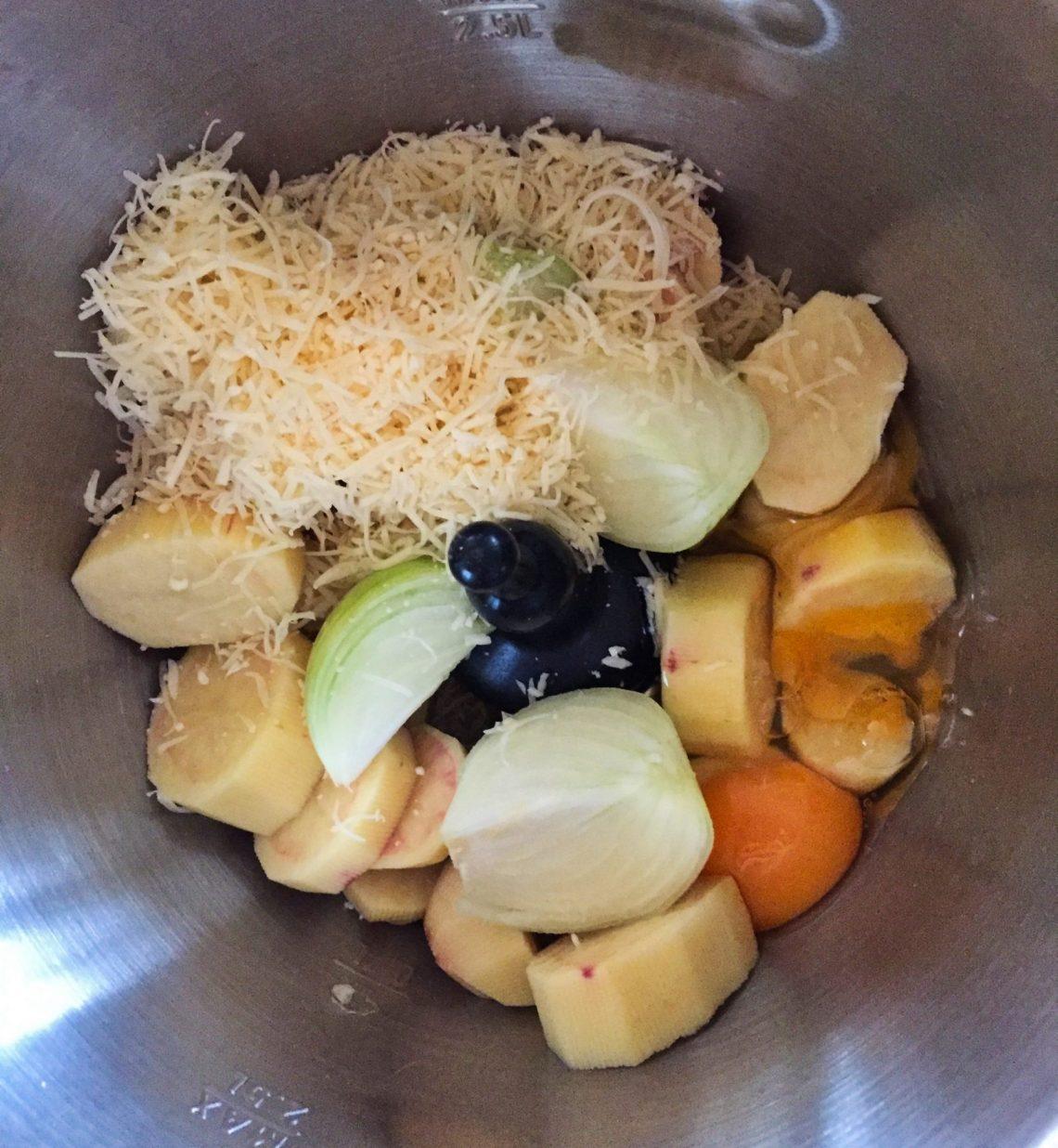 IMG 1481 - Roulé aux pommes de terre façon tartiflette (recette Companion)