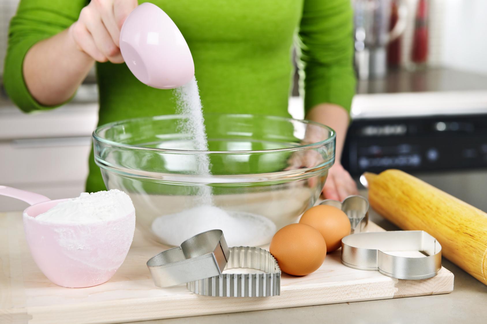 healthier bakiing - Conversions utiles en cuisine