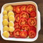 IMG 1907 - Gratin de pommes de terre et tomates à la provençale