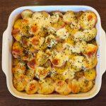 IMG 1914 - Gratin de pommes de terre et tomates à la provençale