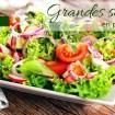 dossier grandes salades - Tartelettes fines aux mirabelles