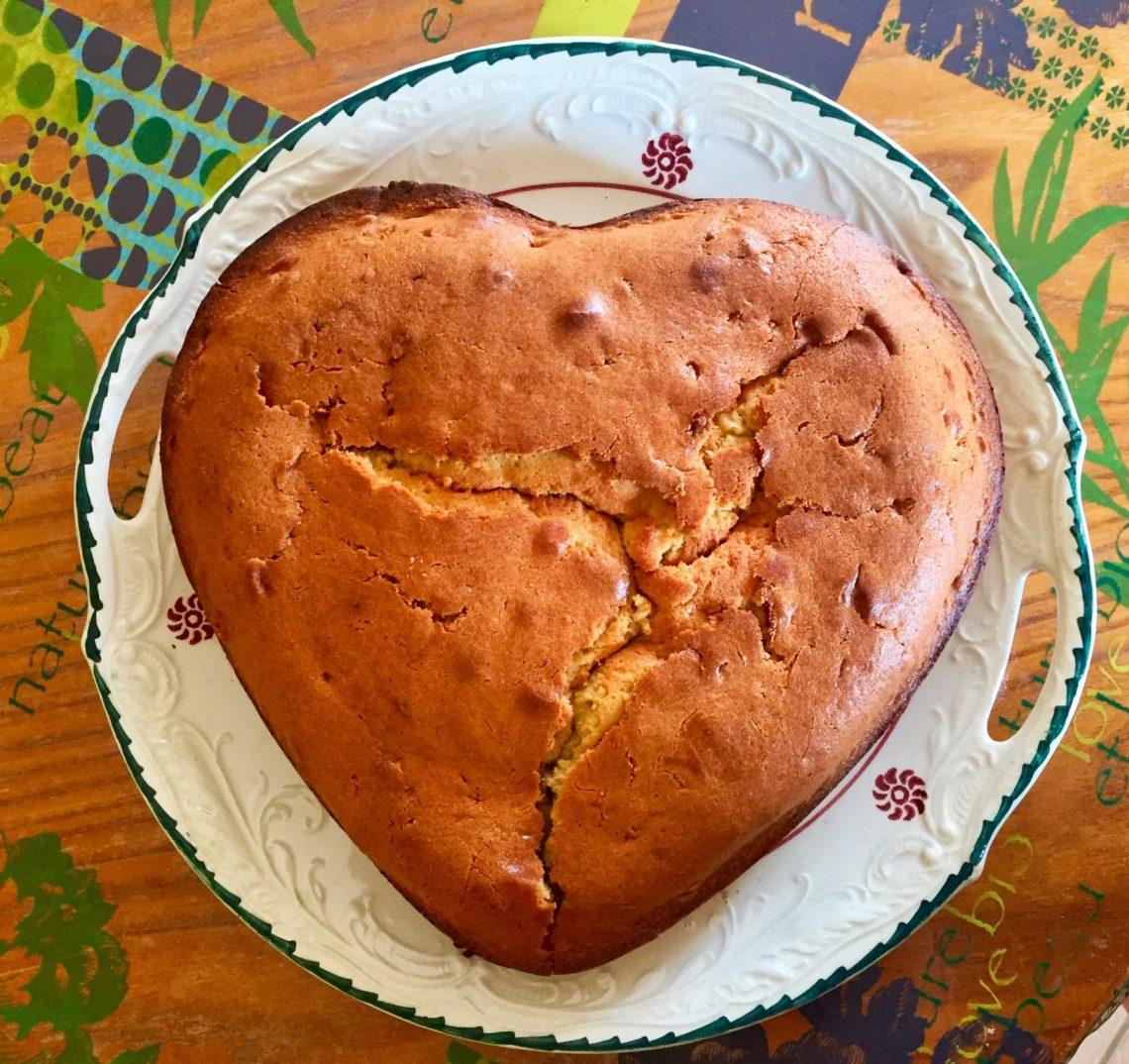 IMG 3381 - Gâteau italien citron et mascarpone
