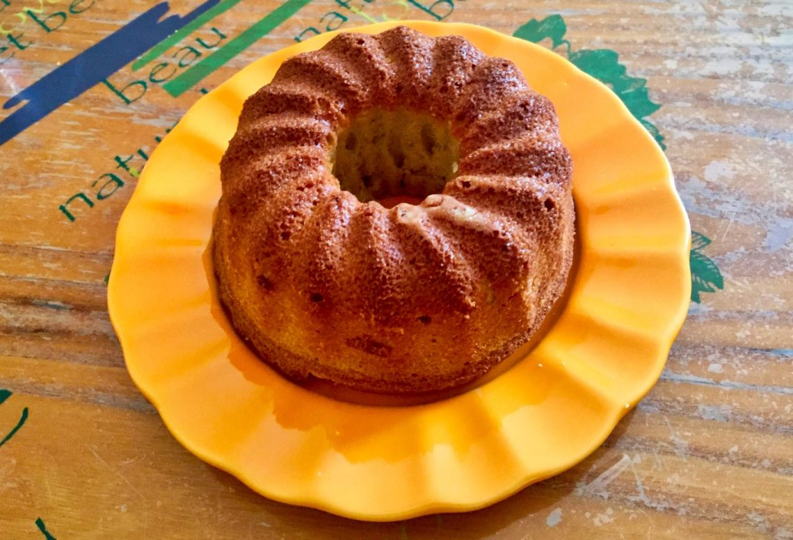 IMG 3382 - Gâteau italien citron et mascarpone