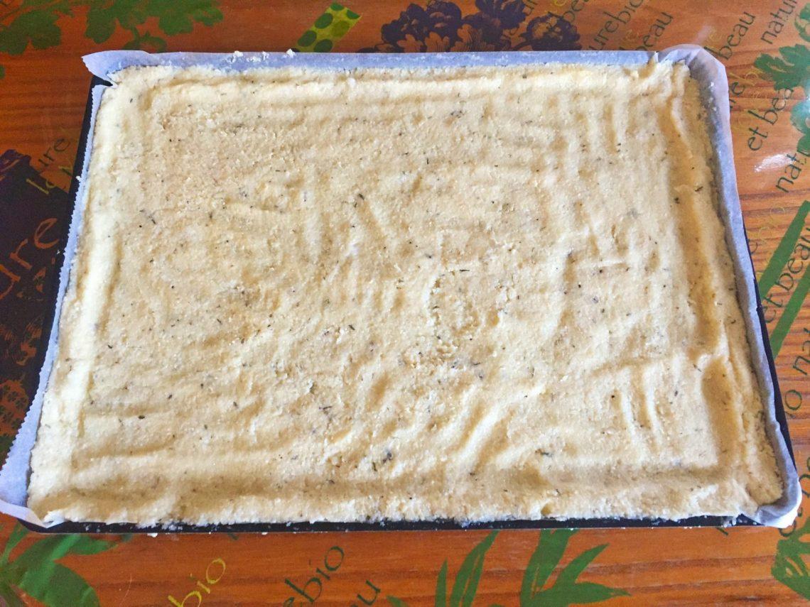 IMG 3565 - Pizza et sa pâte au chou-fleur (sans farine)