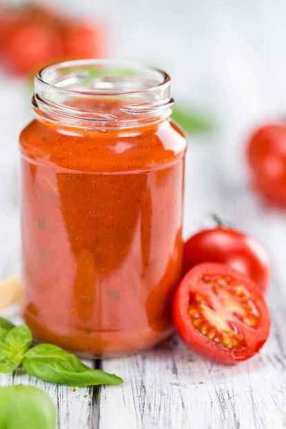 Napolitana Sauce LR - Sauce tomate (Bocaux à stériliser ou pas)