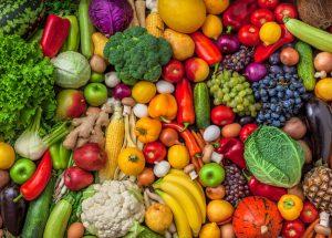 cover octobre - Dossier : Fruits et légumes de saison au mois d'octobre