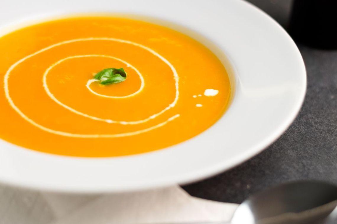 soupe potiron 2 - Velouté de Courge / Potiron