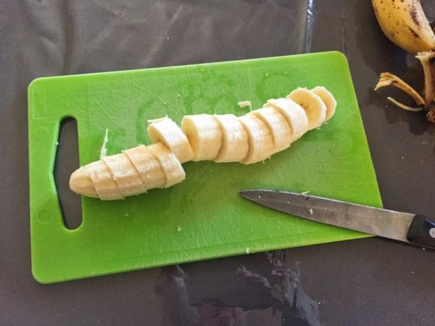 IMG 4915 620x465 - Gondolier - Gâteau banane, noisette confiture de lait