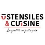 "Logo U 150x150 - On a testé : la cocotte en fonte ""Ustensiles & Cuisine"""